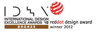Reddot Design Awards a IDEA Awards